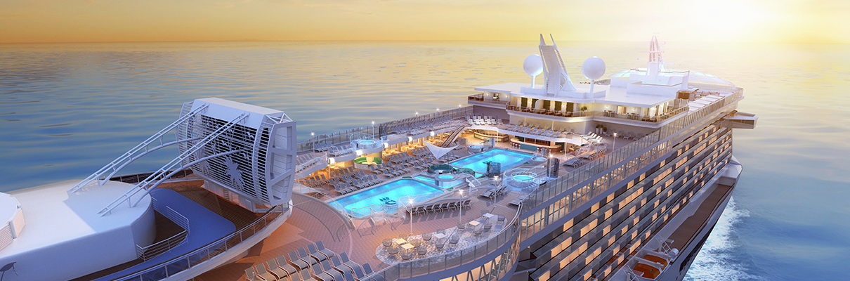 Sky Princess Makes Southampton Debut in 2021