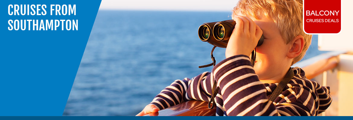Balcony Cruise Deals From Southampton