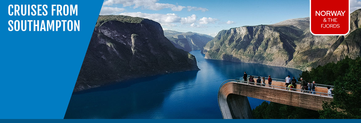 Norwegian Fjords Cruises from Southampton