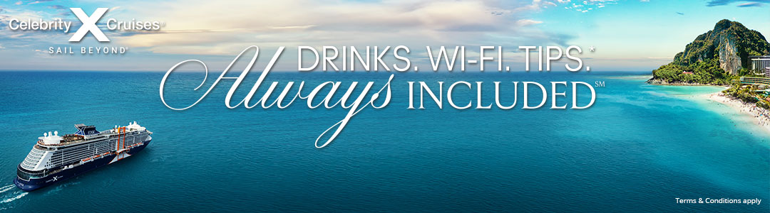 Celebrity Cruises Move To All Inclusive