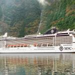 MSC Launches New Terminal in Southampton