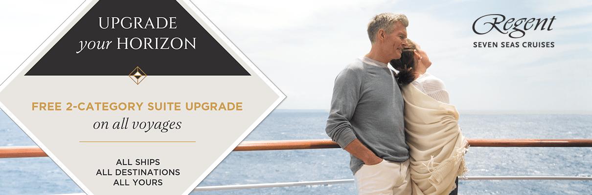 Regent Seven Seas Cruises from Southampton