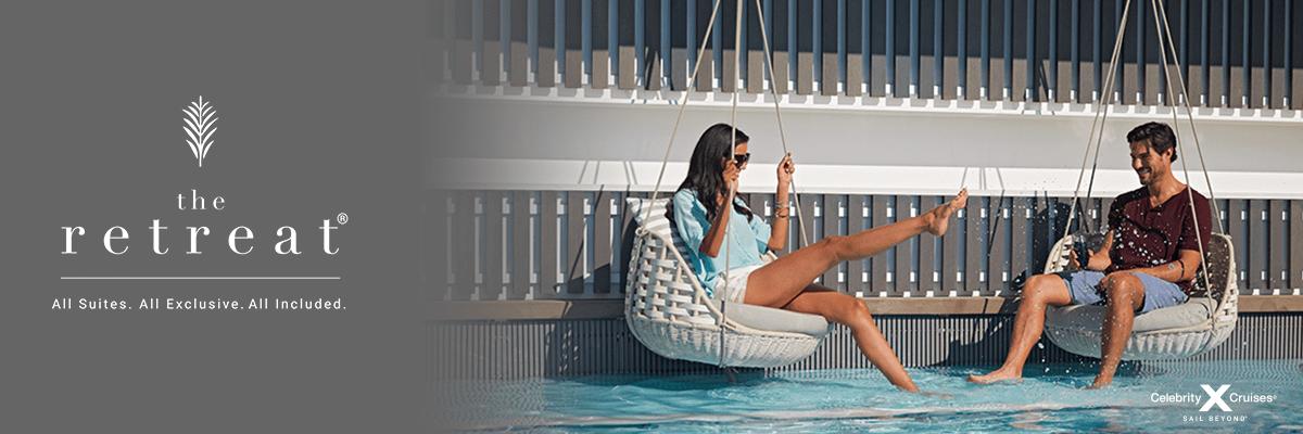 The Retreat® on Celebrity Cruises