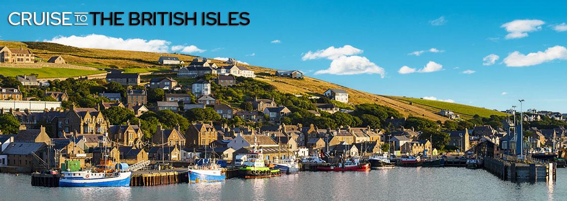 Cruise to… The British Isles