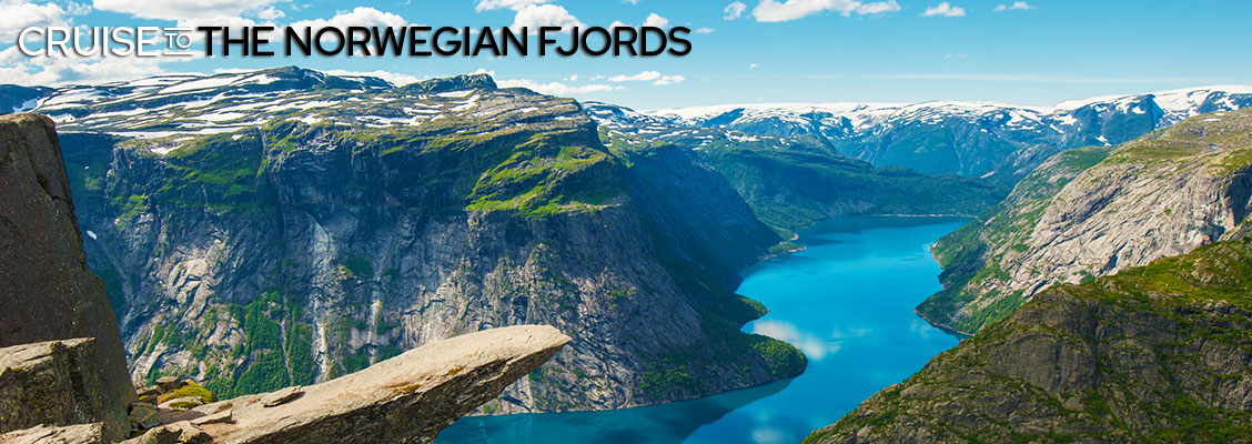 Cruise to… The Norwegian Fjords