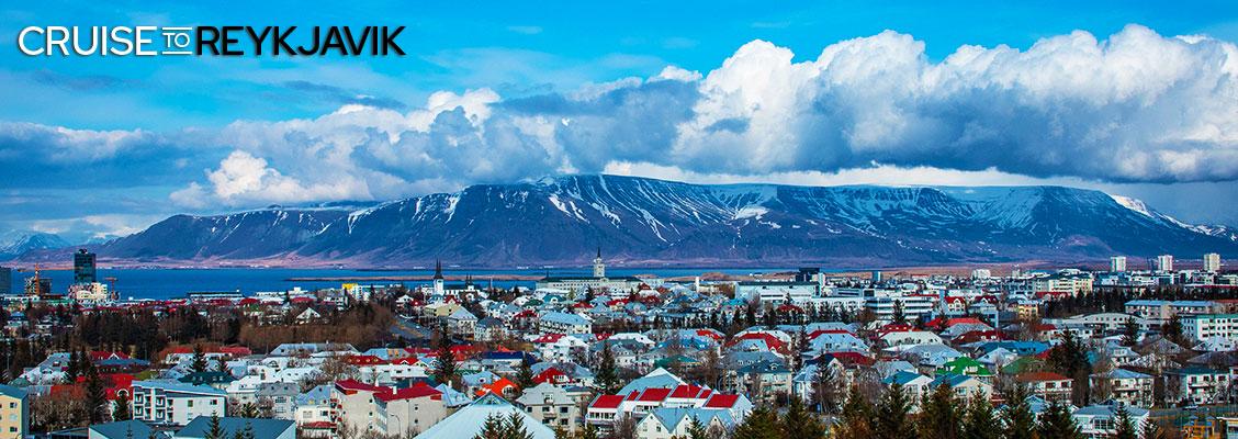 Cruise to… Reykjavik