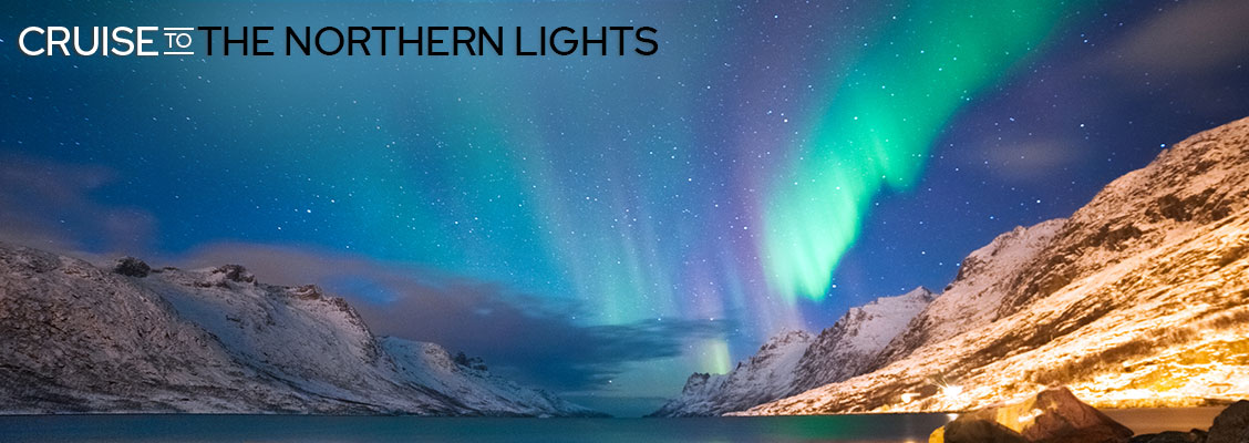 Cruise to… The Northern Lights