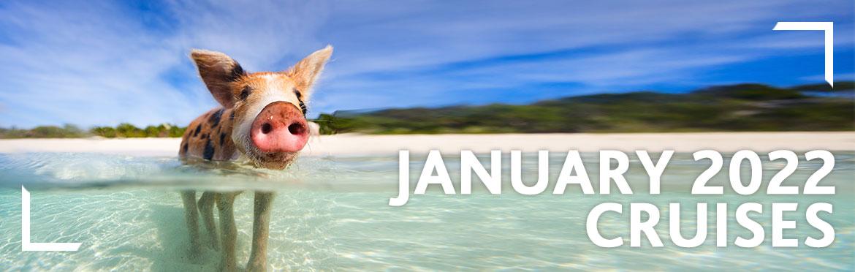 January 2022 Cruises
