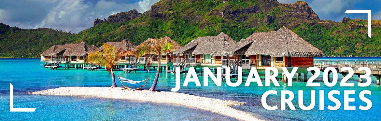 January 2023 Cruises