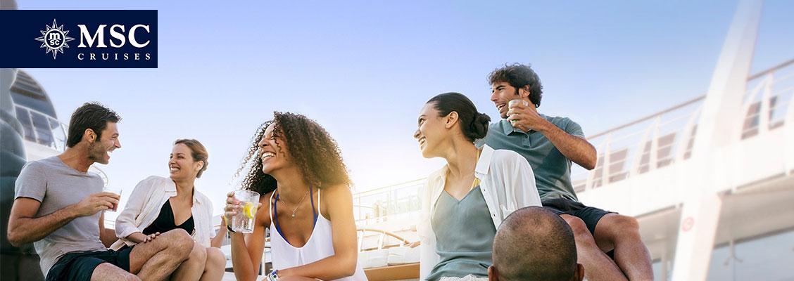 MSC Cruises Deals