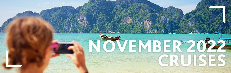 November 2022 Cruises