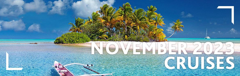 November 2023 Cruises