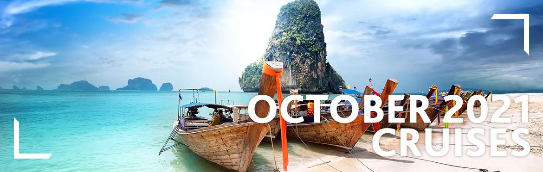 October 2021 Cruises