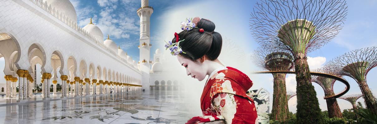 Asia & Emirates