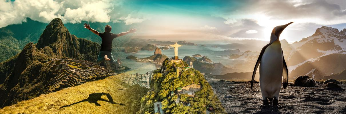 South America & Central America Cruises