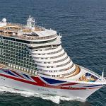 P&O Cruises welcomes Iona