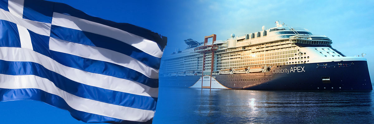 Celebrity Cruises Announce Celebrity Apex World Debut In Greece For Summer 2021