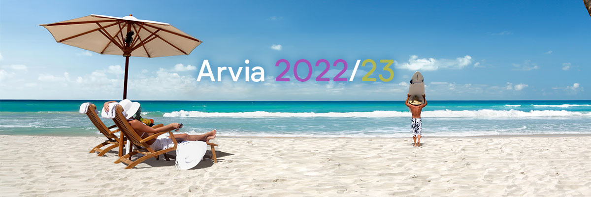 Make Your Caribbean Escape On Arvia