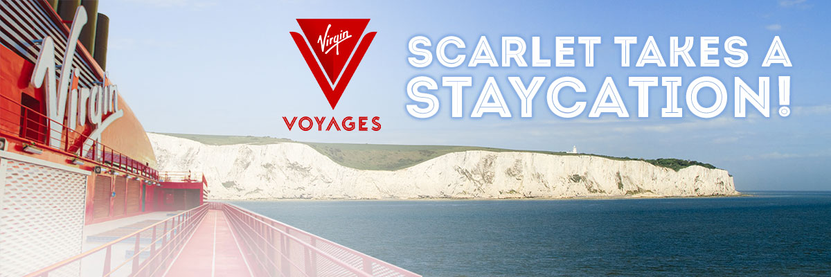 Virgin Voyages Scarlet Lady Cruises From Portsmouth in Summer 2021
