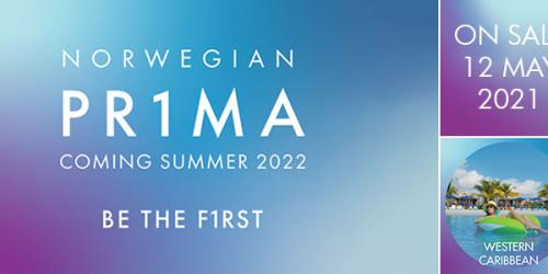 Norwegian Prima Cruises From Southampton in 2023