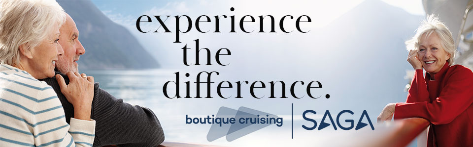 Experience the Saga Cruises Difference