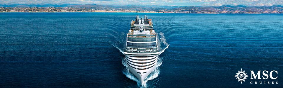 MSC World Europa – New Inaugural Season's Cruises On Sale