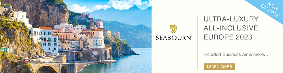 Seabourn's Extraordinary Europe 2023