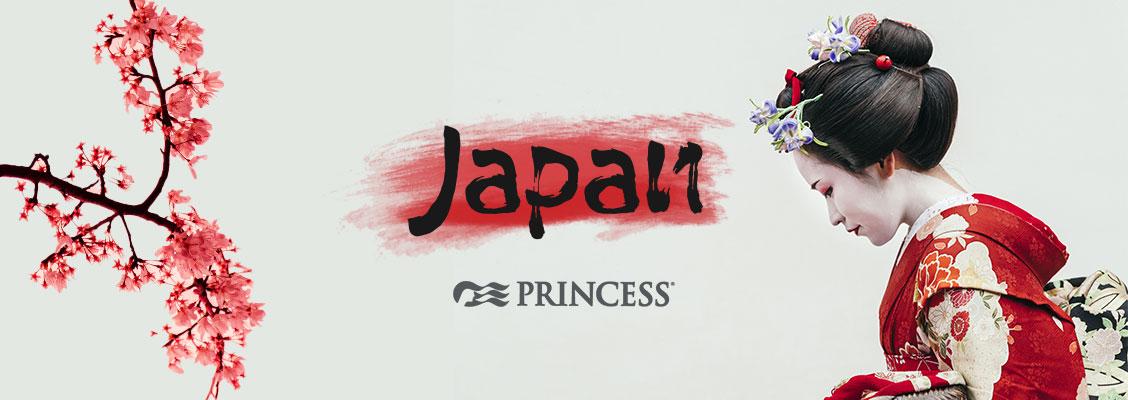 Princess Cruises – Japan 2022 & 2023