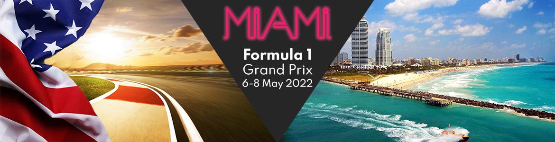 Miami F1 Grand Prix Cruises