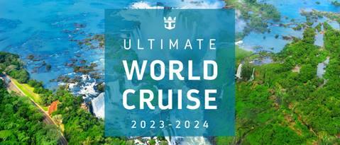 Royal Caribbean Announces The Ultimate World Cruise