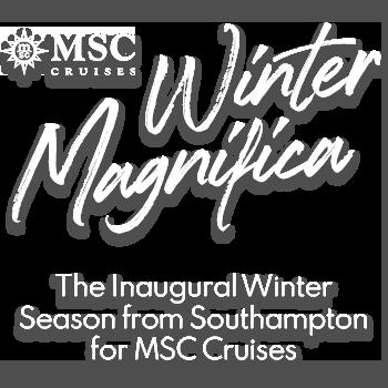 MSC Cruises Winter 2021/22